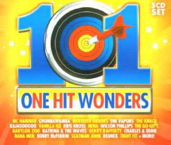 VA - 101 One Hit Wonders [5CD Box Set] (2012)