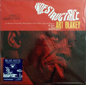 Art Blakey & The Jazz Messengers - Indestructible [LP Remastered Limited Edition] (1966/2017)
