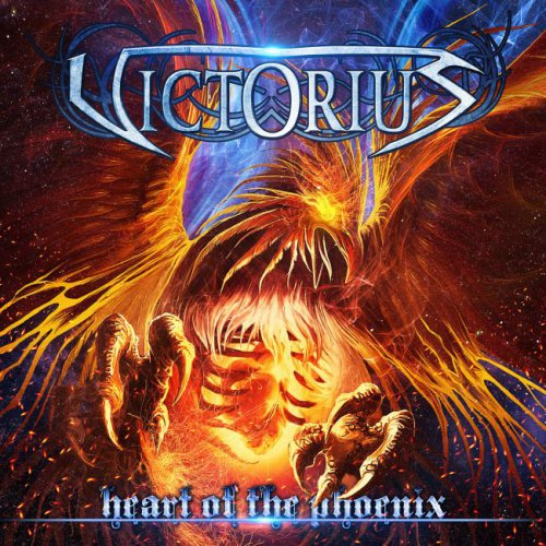 Victorius - Heart Of The Phoenix (2017)