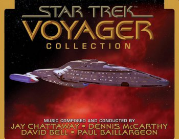 VA - Star Trek: Voyager Collection [4CD] (2017)