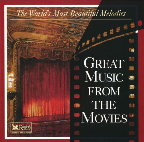 The London Promenade Orchestra - Great Music From The Movies (1996)