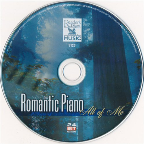 VA - Romantic Piano/ All Of Me (1999)