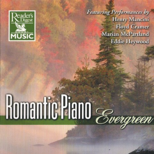 VA - Romantic Piano/ Evergreen (1999)