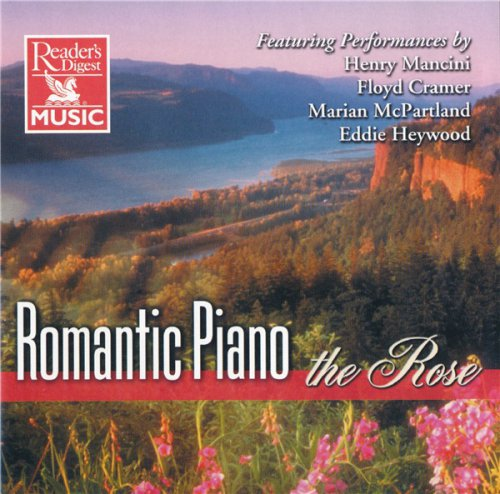 VA - Romantic Piano/ the Rose (1999)