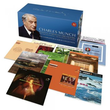 Charles Munch - The Complete RCA Album Collection [86CD Box Set] (2016)