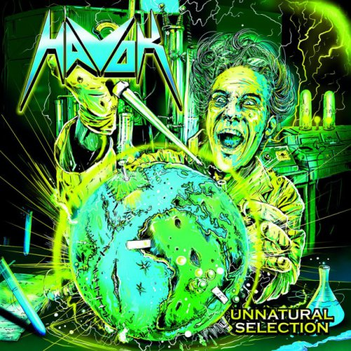 Havok - Unnatural Selection + Point Of No Return [EP] (2013)
