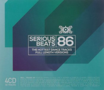 VA - Serious Beats 86 [4CD Box Set] (2017)