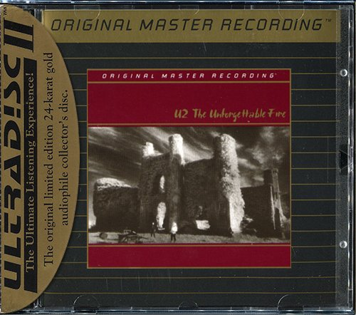 U2 «Original Master Recording Series» – (3 x CD • Mobile Fidelity Sound Lab • 1983-1987)