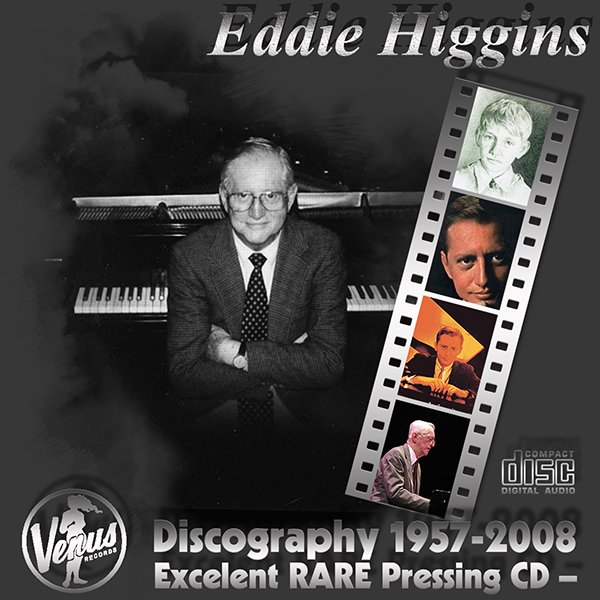 EDDIE HIGGINS «Golden Collection» (25 x CD • Venus Records, Inc. • 1957-2016)