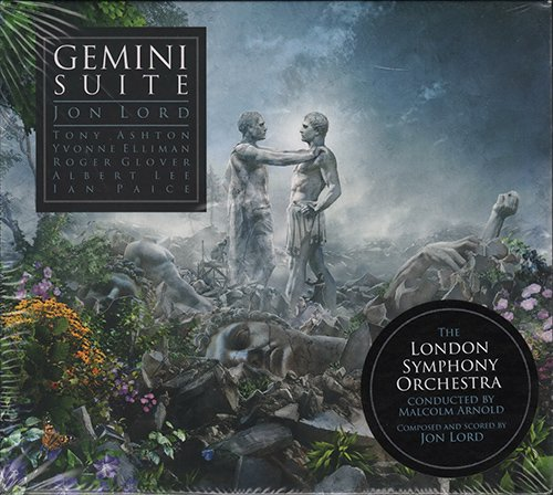 Jon Lord & The London Symphony Orchestra - Gemini Suite [Remastered] (2016)