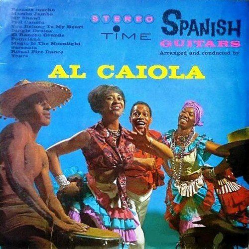 Al Caiola - Spanish Guitar (1963)