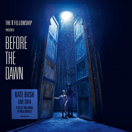 Kate Bush - Before The Dawn (live) [3CD] (2016)