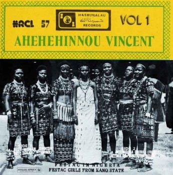 Vincent Ahehehinnou - Best Woman (1978) [LP Reissue 2017]