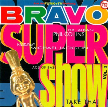VA - Bravo Super Show - Collection (1994-1998)