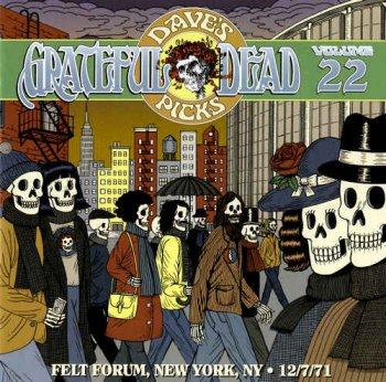 Grateful Dead - Dave's Picks Vol. 22 [4CD Limited Box Set] (2017)