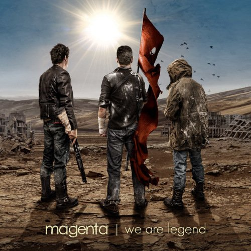 Magenta - We Are Legend (2017)