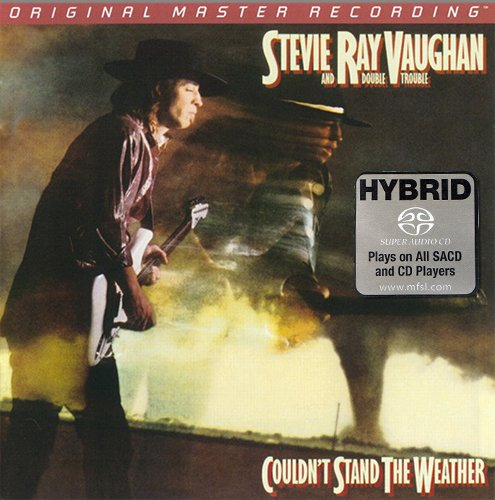 STEVIE RAY VAUGHAN «Discography on SACD» (11 x SACD • Epic Records Ltd. • Issue 2003-2014)