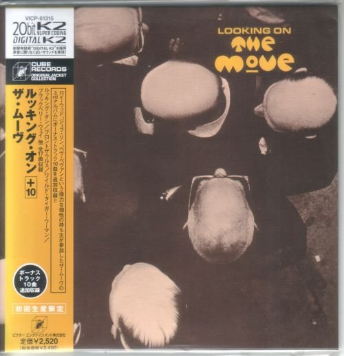 The Move - Looking On [Japanese Edition] (1970)
