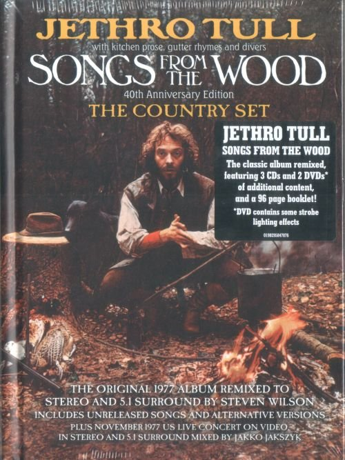 Jethro Tull - Songs From The Wood [The Country Set 40th Anniversary Edition] (2017)