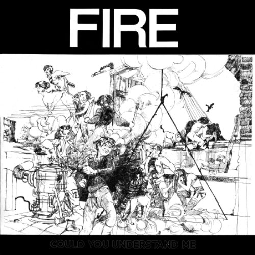Fire - Could You Understand Me (1973) [Vinyl Rip 24/192]