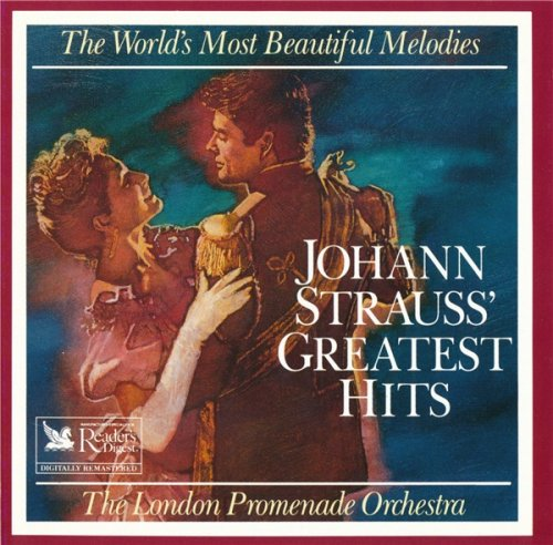 The London Promenade Orchestra - Johann Strauss' Greatest Hits (1992)