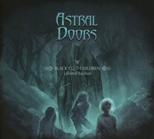 Astral Doors - Black Eyed Children [Limited Edition] (2017)