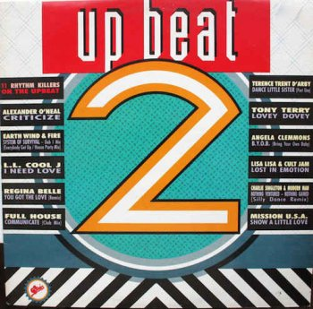 VA - Up Beat 2 (1987) Vinyl