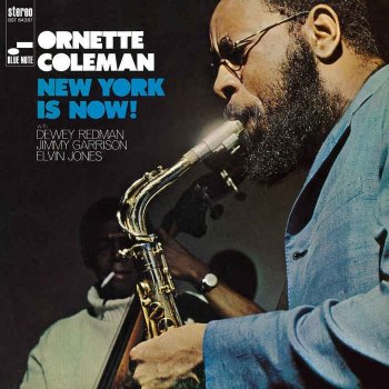 Ornette Coleman - New York is Now! [HDtracks] (1968/2014)