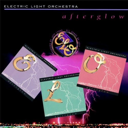Electric Light Orchestra - Afterglow (3 CD Box 1990)