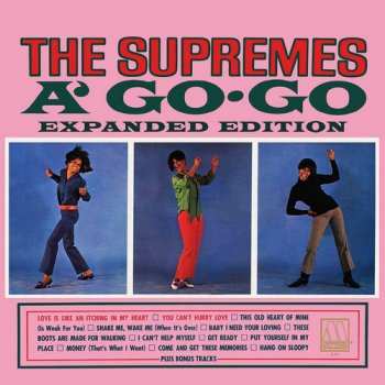 The Supremes - A' Go-Go [2CD Remastered Expanded Edition] (1966/2017)