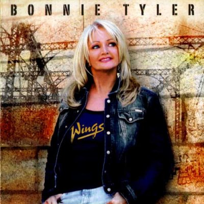 Bonnie Tyler - Wings (2005, Re-Recorded 2007)