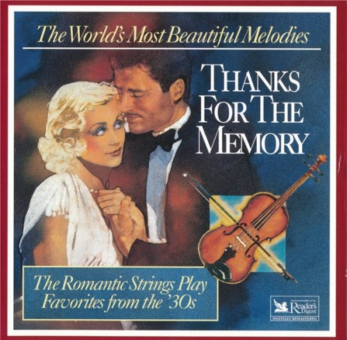 The Romantic Strings Orchestra - Thanks For The Memory (1995)