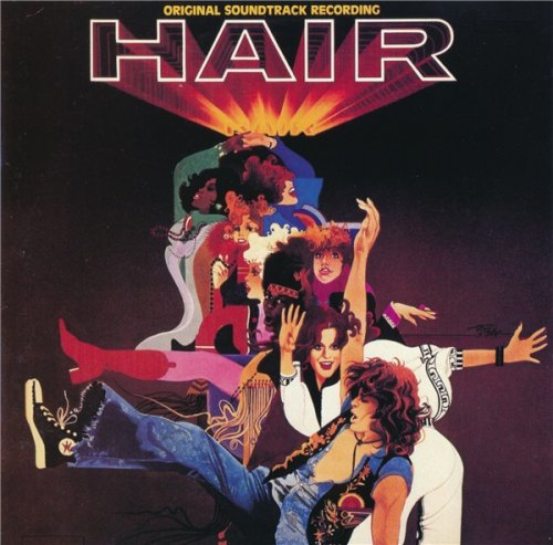 Galt MacDermot - Hair (Original Soundtrack Recording) (1979)[1989]