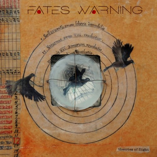 Fates Warning - Theories Of Flight [2CD] (2016)