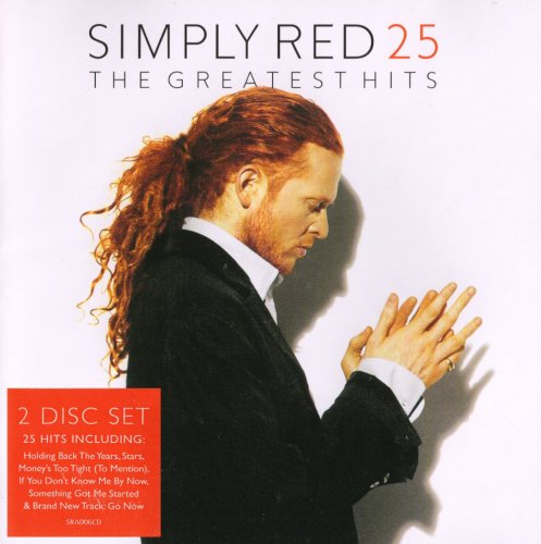 Simply Red - 25: The Greatest Hits [2CD] (2008)