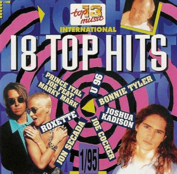 VA - 18 Top Hits Aus Den Charts 1-6 (1995)