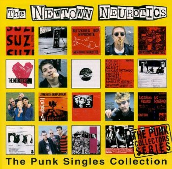 The Newtown Neurotics - The Punk Singles Collection (1997)