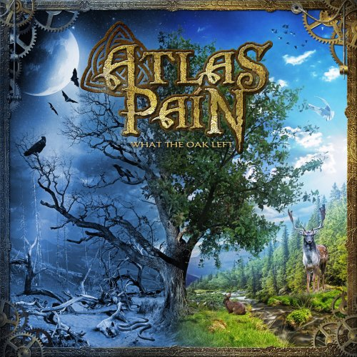 Atlas Pain - What The Oak Left (2017)