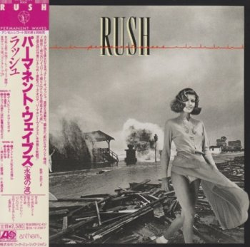 Rush - Permanent Waves (Japan Edition) (2009)