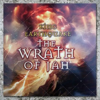 King Earthquake - The Wrath Of Jah (2014) LP