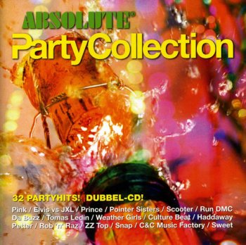VA - Absolute Party Collection [2CD] (2003)