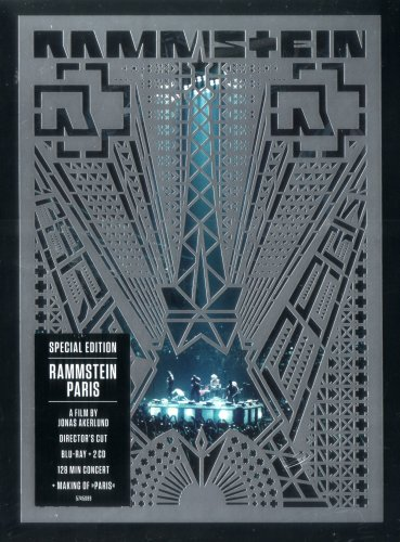 Rammstein - Paris (Live) [2CD] (2017)