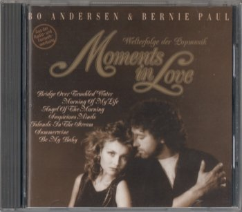 Bo Andersen & Bernie Paul - Moments in Love (1989)