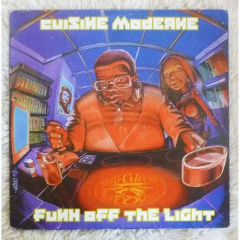 VA - Cuisine Moderne - Funk Off The Light (1998)