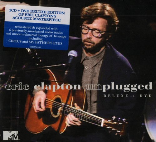 Eric Clapton - MTV Unplugged [2CD] (1992) [2013]