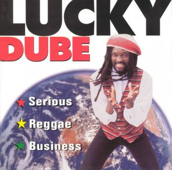 Lucky Dube - Serious Reggae Business (1996)