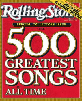 VA - Rolling Stone Magazines 500 Greatest Songs of All Time (2011)