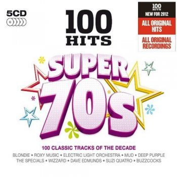 VA - 100 Hits: Super 70s [5CD Box Set] (2011)