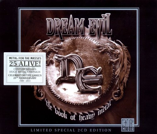 Dream Evil - The Book Of Heavy Metal [2CD] (2004) [2012]