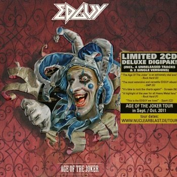 Edguy - Age Of The Joker (Limited Digipak Edition) (2011)